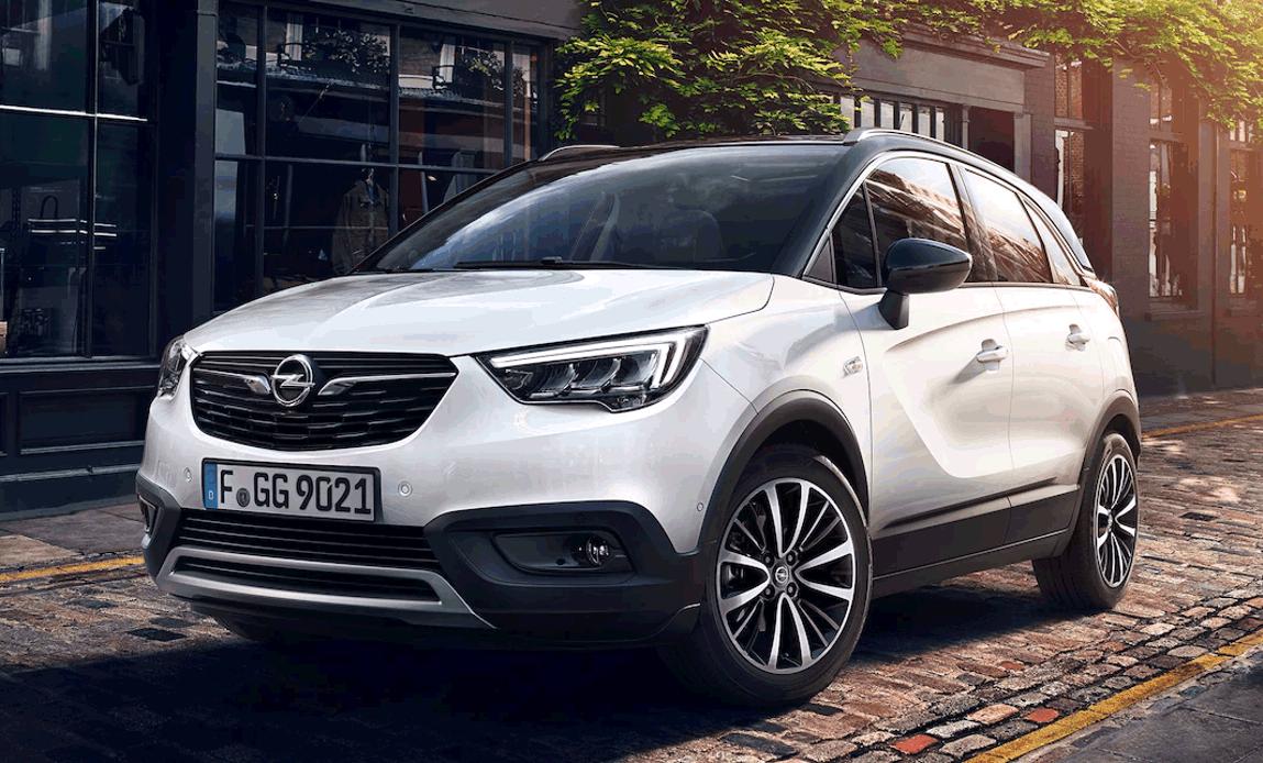 Rock County Honda >> Autohaus Erdbrügger: Opel Insignia Grand Sport & Crossland ...
